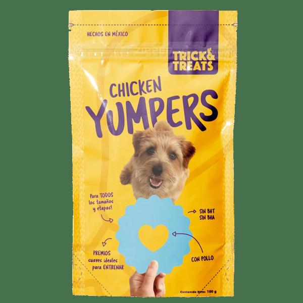 Yumpers Pollo - Ecart